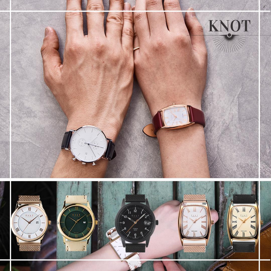 knot(ノット)のオーダーメイド腕時計の悪い・良い口コミ・評判! (1)